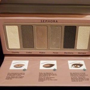 Sephora eye pallette